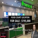 Pressed Sandwich Franchise Location For Sale