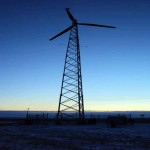 Four, AOC 15/50 Wind Turbine Generators for sale.