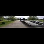 2016 Sun Country 5 car trailer