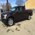 F-150 in near mint condition