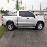 2020 SILVERADO CREW 4X4 5000 KMS LOADED TAKE OVER LEASE !!