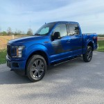 2018 F-150 - FX4 - Special Addition - Lighting Blue
