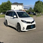 Lease take over 2019 Toyota Sienna SE