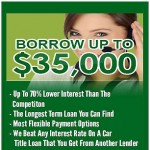 Quick and Fast Car Title Loan in Edmonton, Get Up To $35K NOW!