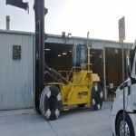 2008 HYSTER H1150HD Pneumatic Tire Forklift; Rent to Own and F