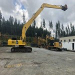 FOR SALE OR RENT***Komatsu PC-400LC-8 Long Reach Excavator