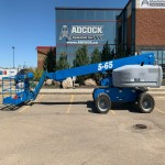 2011 Genie S-65 Straight Boom Lift - Dual Fuel - Own for $991/m