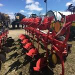 Pottinger 8 Furrow Hydraulic Non-Stop Plough For Sale