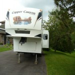 2011 KEYSTONE/COPPER CANYON FIFTH WHEEL