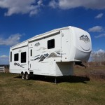 2006 36' Bighorn Heartland 5th Wheel