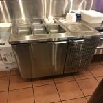 Salad Bar for sale ( Price negotiable)