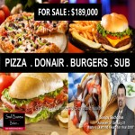 Pizza & Donair Business - FOR SALE