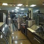 Commercial kitchen/restaurant equipment for sale.