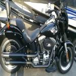 Super Low KM's 2010 Harley Davidson Fat Boy Low