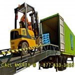 Portable Loading Docks, Equipment Loading & Warehouse Ramps