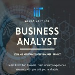 Business Analyst Training - Hands-On Projects + 100% Job Assist!