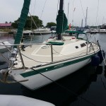 ALOHA 27 Sailboat ~Excellent Sail today condition