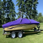 20ft Inboard 350 V8 -must sell