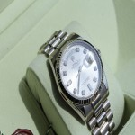 ROLEX 118239 SOLID WHITE GOLD DAY DATE PRESIDENT WATCH 36mm
