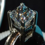 Maison Birks 2.06 Ct Princess Solitaire Diamond Ring, VS2
