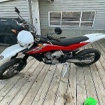 ***For Trade Only***2011 Husqvarna 511 Supermoto Only 1600KMS
