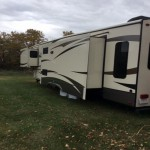 Immaculate 2015 Montana 3610RL