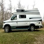 1996 Coachman Camper Van