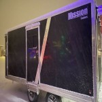 Mission Snowmobile Trailer - heated - Brand new