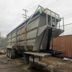 85yd Demo Trailer for Sale