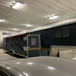2007 Forrest River 39' insulated work and play