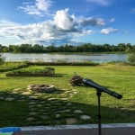Waterfront land in Alfred, ON
