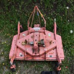 BEFCO C50 Rear Discharge 3 Spindle Finishing Mower