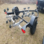 Boat trailer, 16 to 21 foot