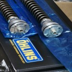 Ohlins FGRR 612 Race pressurized Fork Kit for S1000rr 15-18