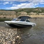 2016 19' Brat Jet Boat