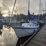 Aloha 32 sailboat