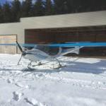 Ultralight aircraft airplane