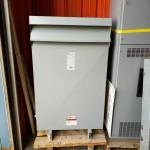 New Transformer 300 KVA 480/277 to 208 Volt