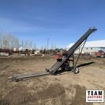 RM Equipment 35 Ft Conveyor