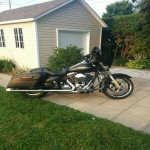 Harley Davidson FLH Street Glide