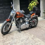 Harley Davidson Breakout CVO 2014