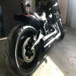 Harley Davidson FXDR114 Ci, black, modif , 2019, neuve, à voir!!