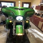 Harley Davidson FLHTK 2015