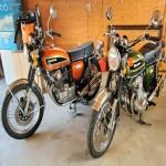 2 Honda CB750s for sale