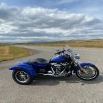 2019 Harley Freewheeler trike