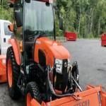 KUBOTA  L6060  HTS AWD